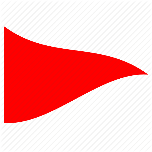 banner transparent PNG Triangle Flag Transparent Triangle Flag