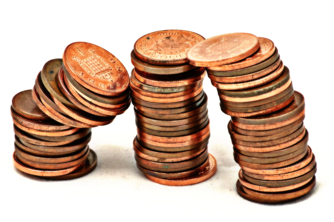 jpg library download Free penny cliparts download. Pennies clipart.
