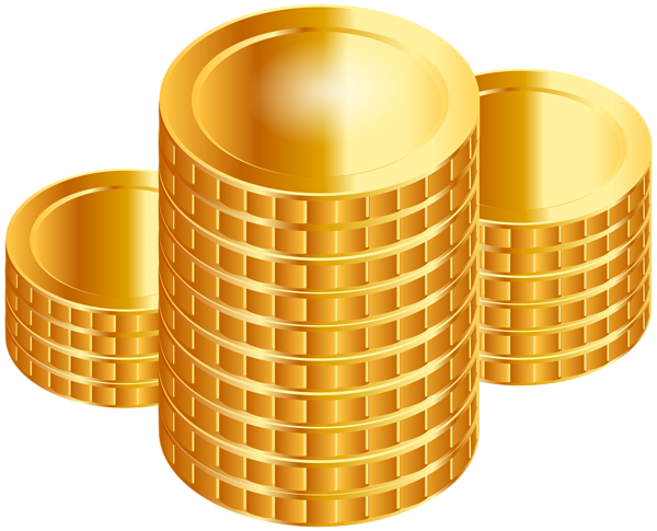 svg library download Coins money PNG image