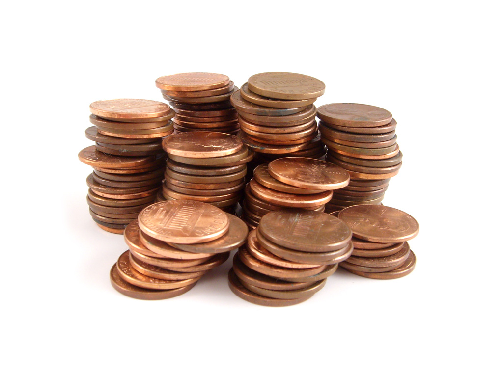 clipart library Pennies clipart stack penny. Sunday collection strongsville united