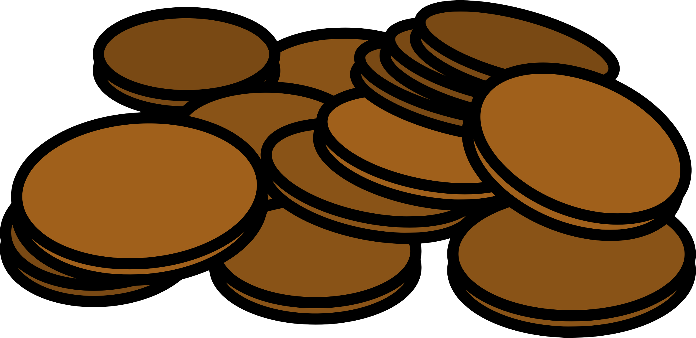 image free Free download best on. Pennies clipart stack penny