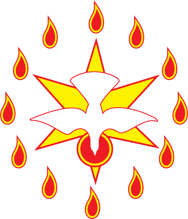 graphic freeuse library Spirit Clipart pentecost