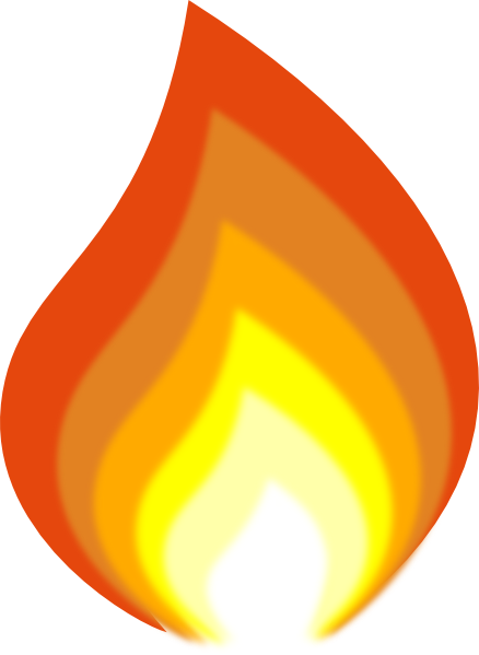 banner download Fire . Pentecost clipart.