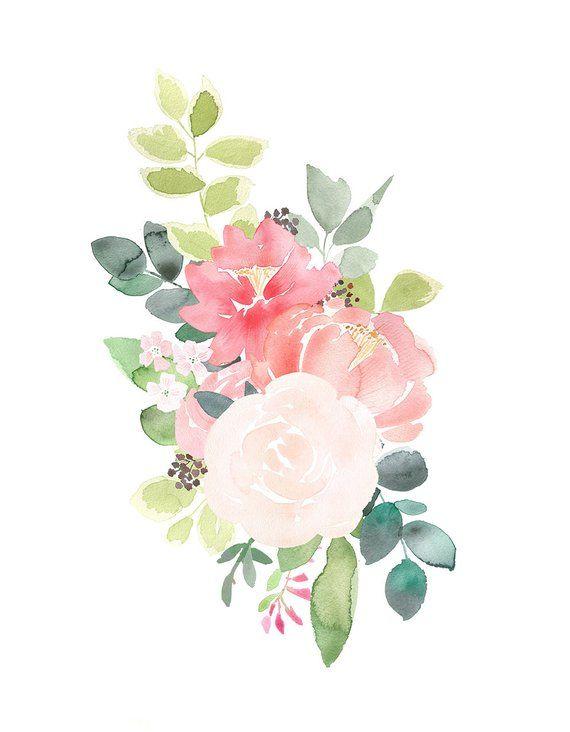 image free stock  peony flower drop. Peonies clipart