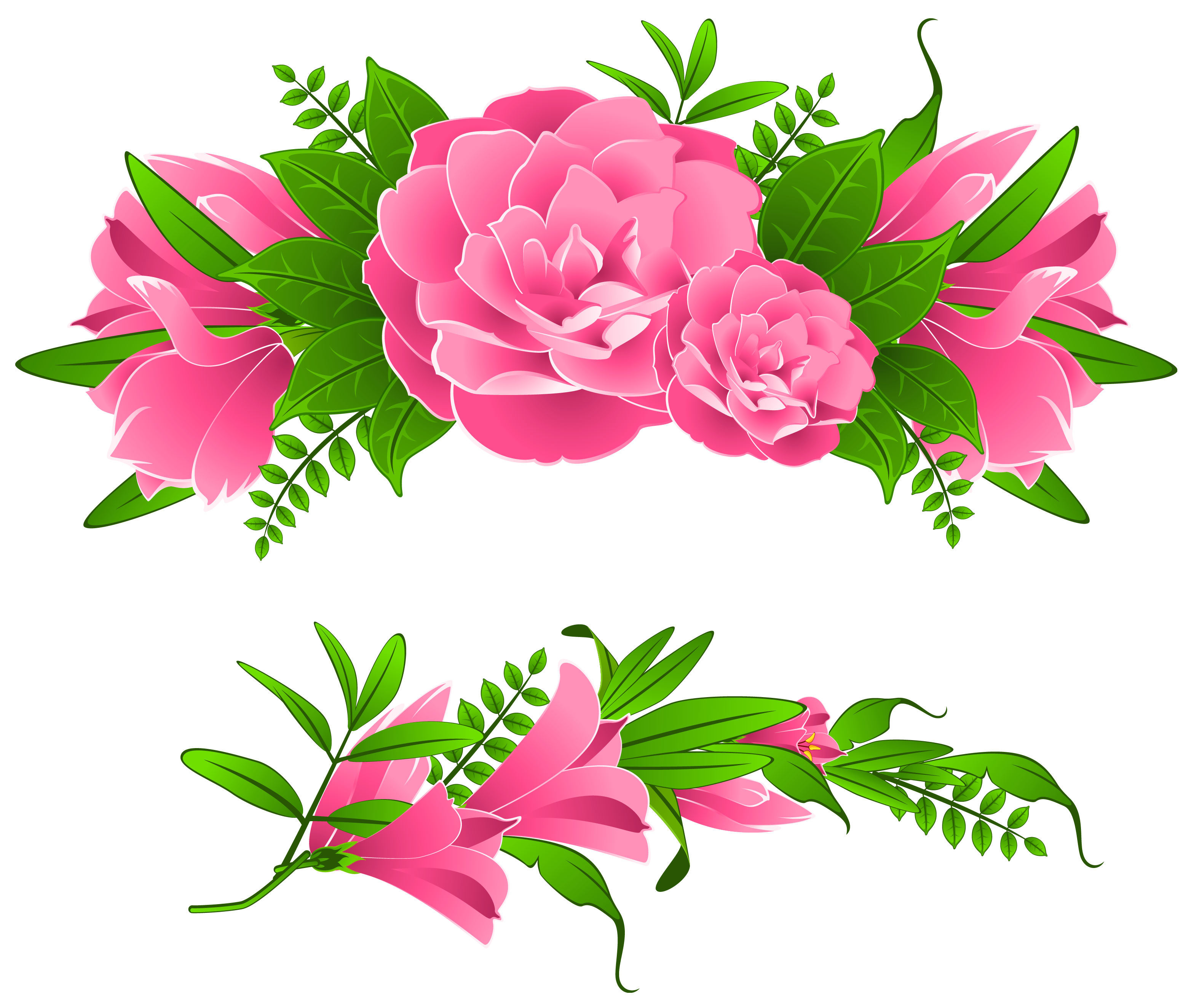 black and white stock Peony clipart illustrated. Transparent background free on