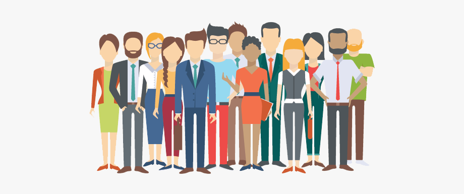 png library download People clipart. Picture of a group