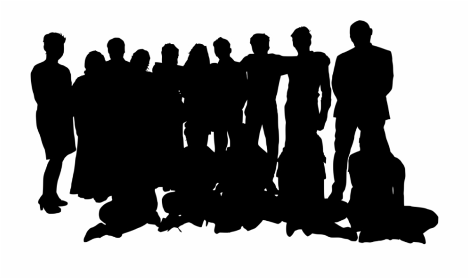 image Crowd png group of. People transparent