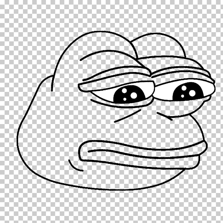 svg transparent download Pepe drawing. The frog at paintingvalley