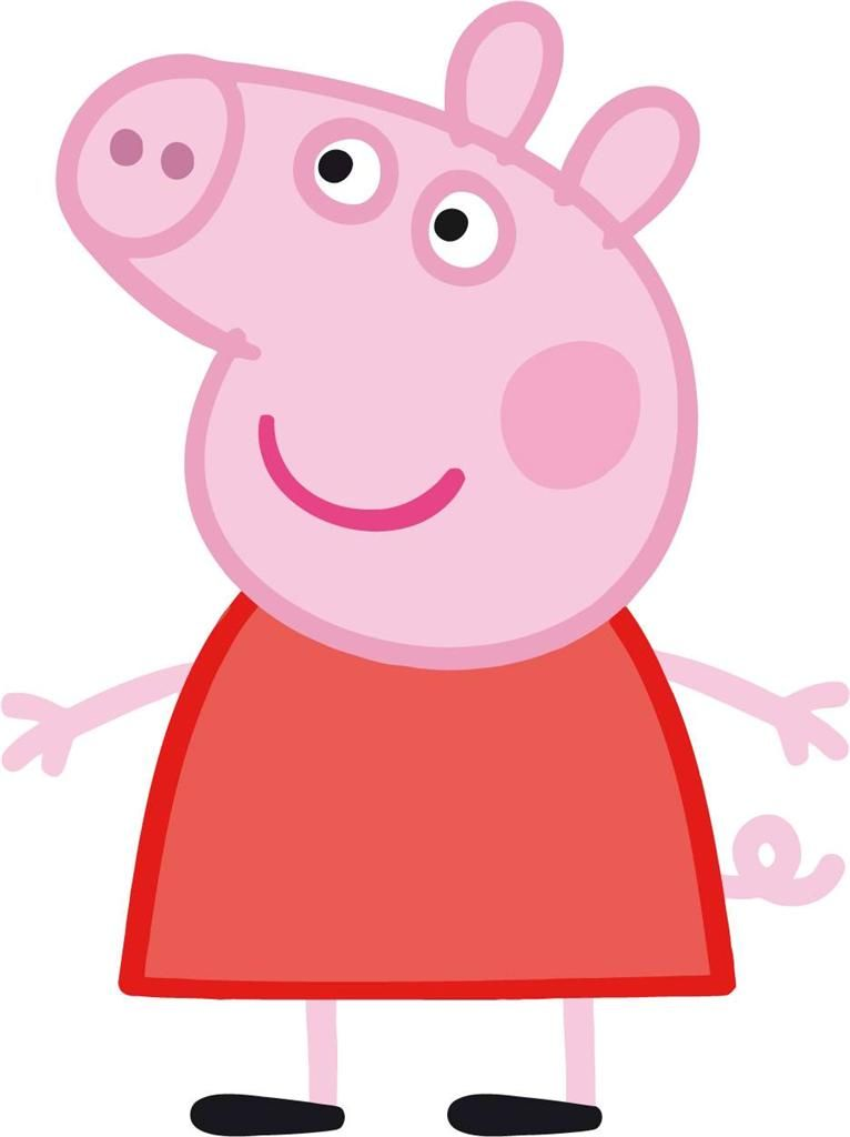 clipart transparent stock Pig cliparts co cute. Peppa clipart.