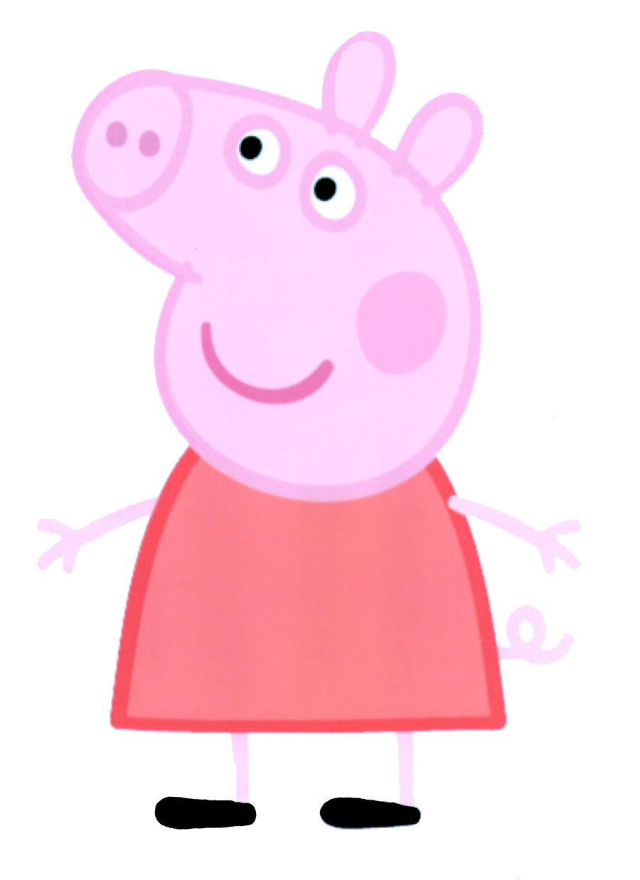 clip free library Peppa clipart. Minus pinterest.