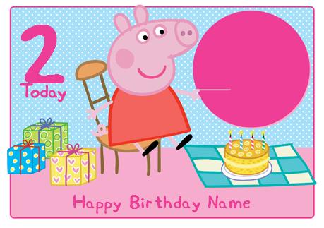 svg library stock peppa pig birthday