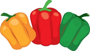 clip art Free peppers cliparts download. Pepper clipart.