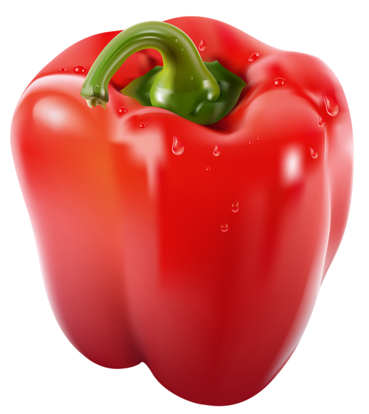 clip transparent download Transparent Red Pepper PNG Clipart Picture