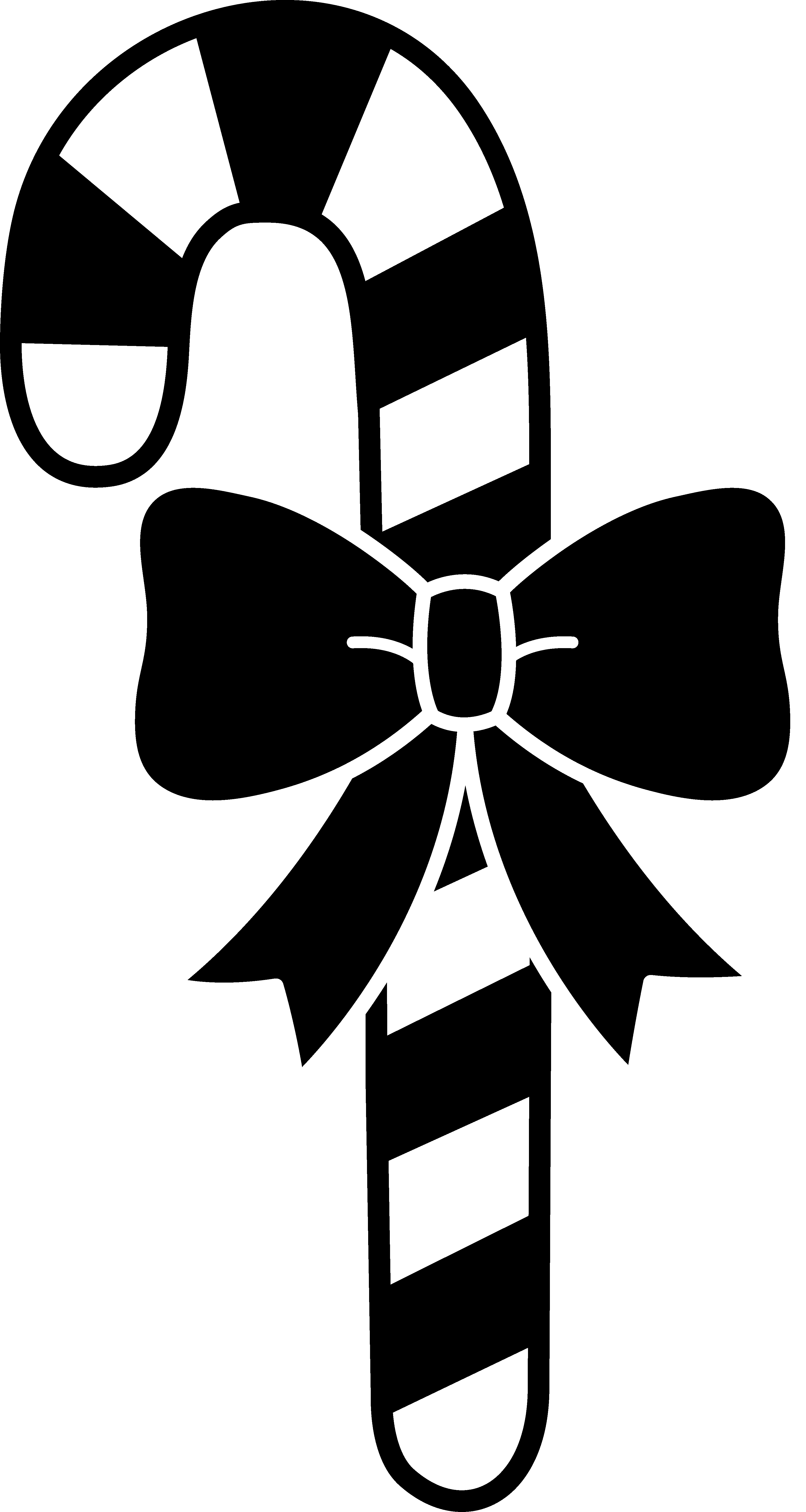 picture free download Vector candy christmas. Black and white cane