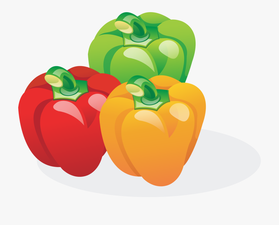 picture library download Bell pepper chili con. Peppers clipart.