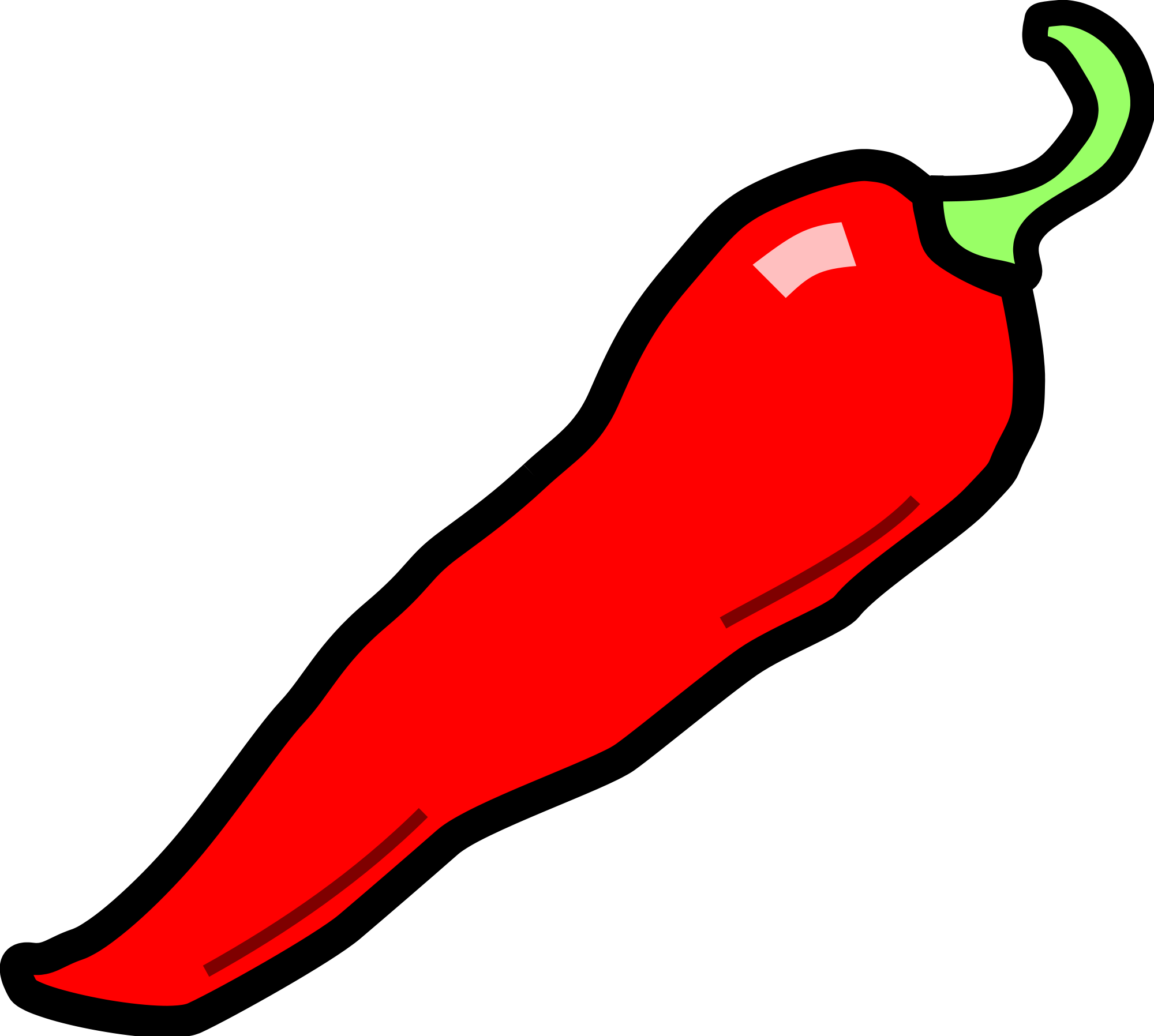 clip art transparent library Peppers