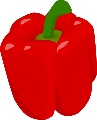 picture royalty free stock Red Pepper Clipart at GetDrawings