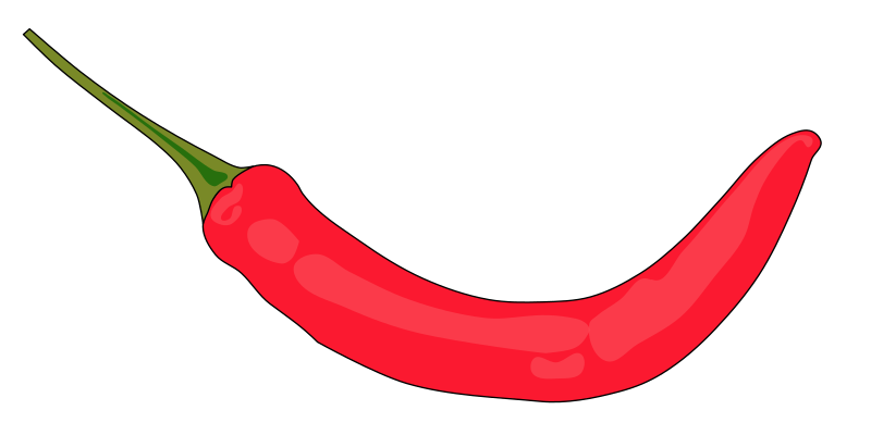 image free Chili Pepper Clipart at GetDrawings