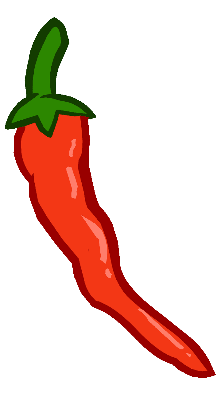 clip art freeuse library Chili Pepper Clipart at GetDrawings