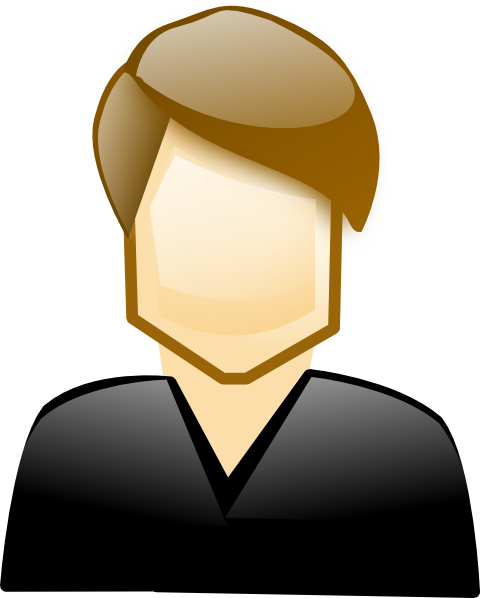 clipart library Single . Person clipart