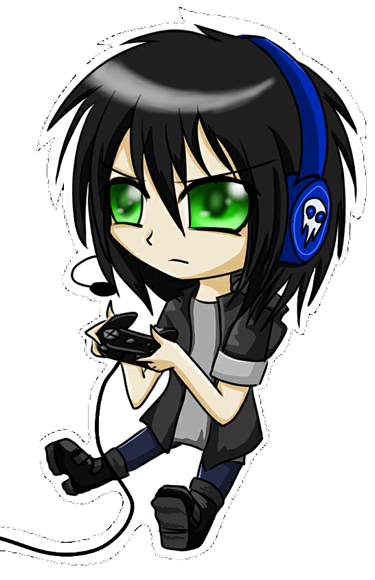 picture transparent download Human Allen playing video games by WhiteNoiseGhost on DeviantArt