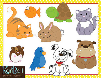 banner library library Pet clipart. Pets animal clip art.