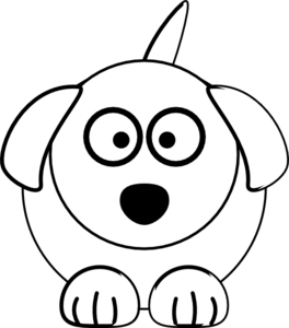 banner transparent download Pet clipart black and white. Dog clip art at