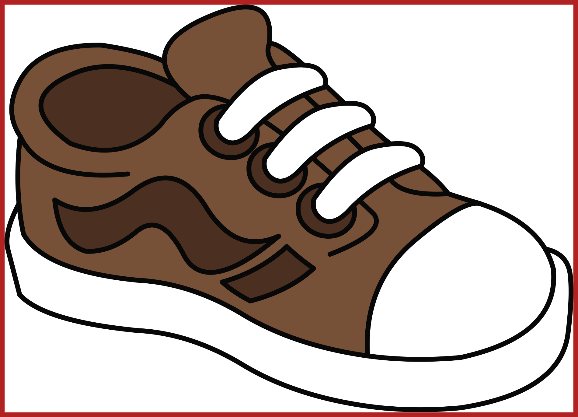 banner freeuse download Best tenis color education. Kids shoes clipart