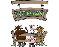clip art black and white download Petting zoo clipart. Free cliparts download clip