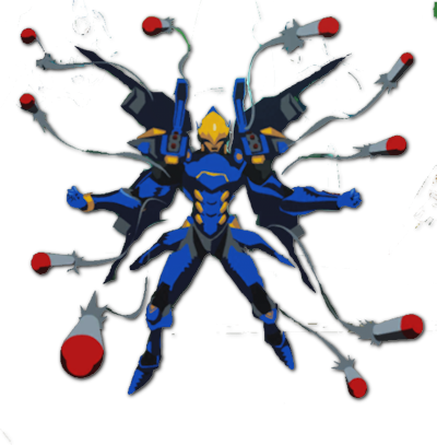 clipart royalty free pharah transparent justice #101180087