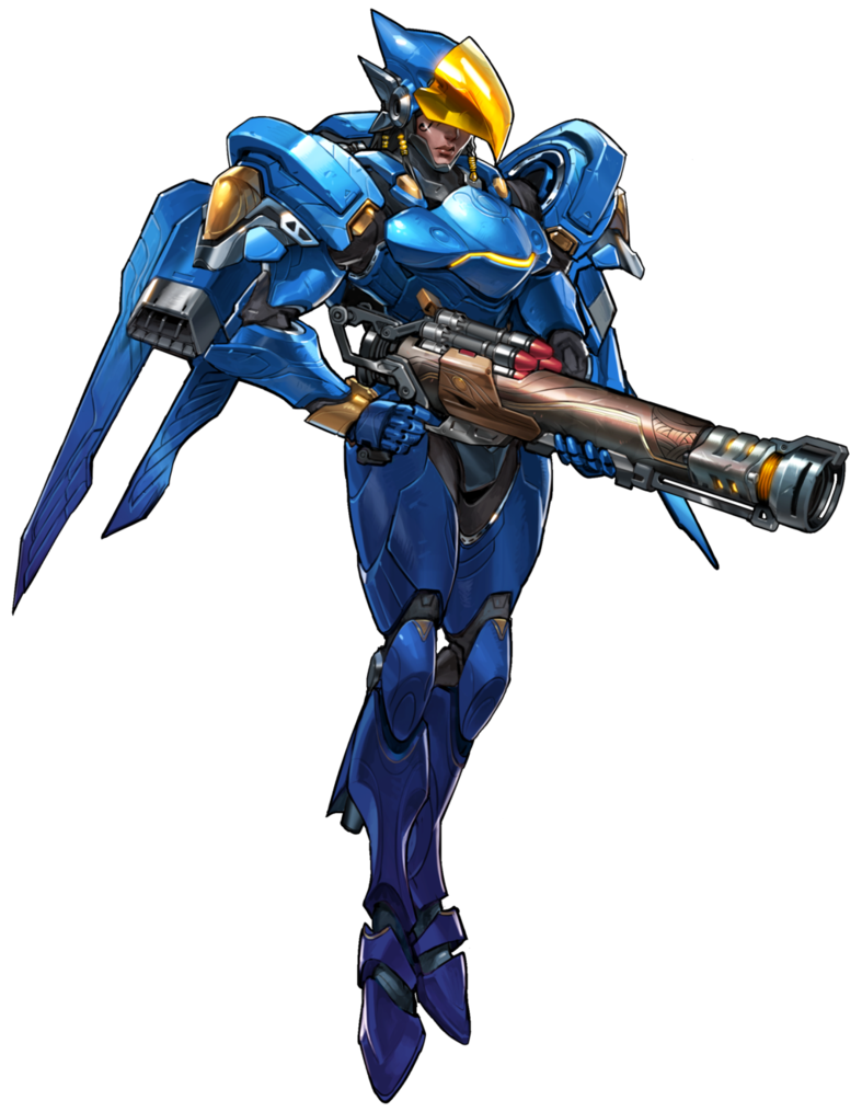 picture freeuse library Pharah