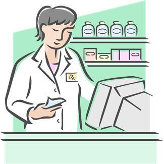jpg free library Pharmacist clipart. Free pharmacy cartoon cliparts.