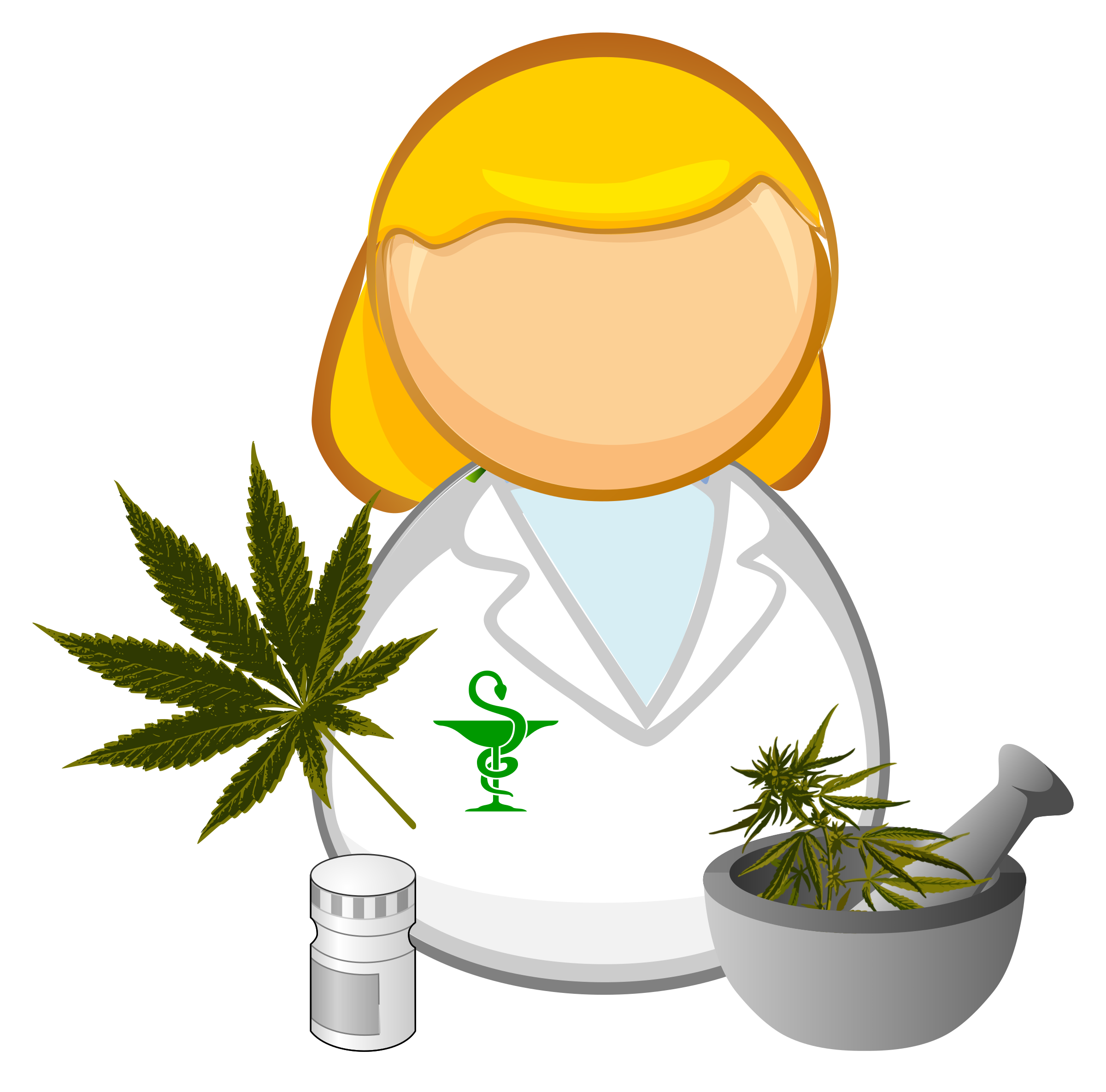 vector library Medical cannabis icons png. Pharmacist clipart chemist shop