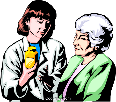 image library download Pharmacist clipart patient counselling