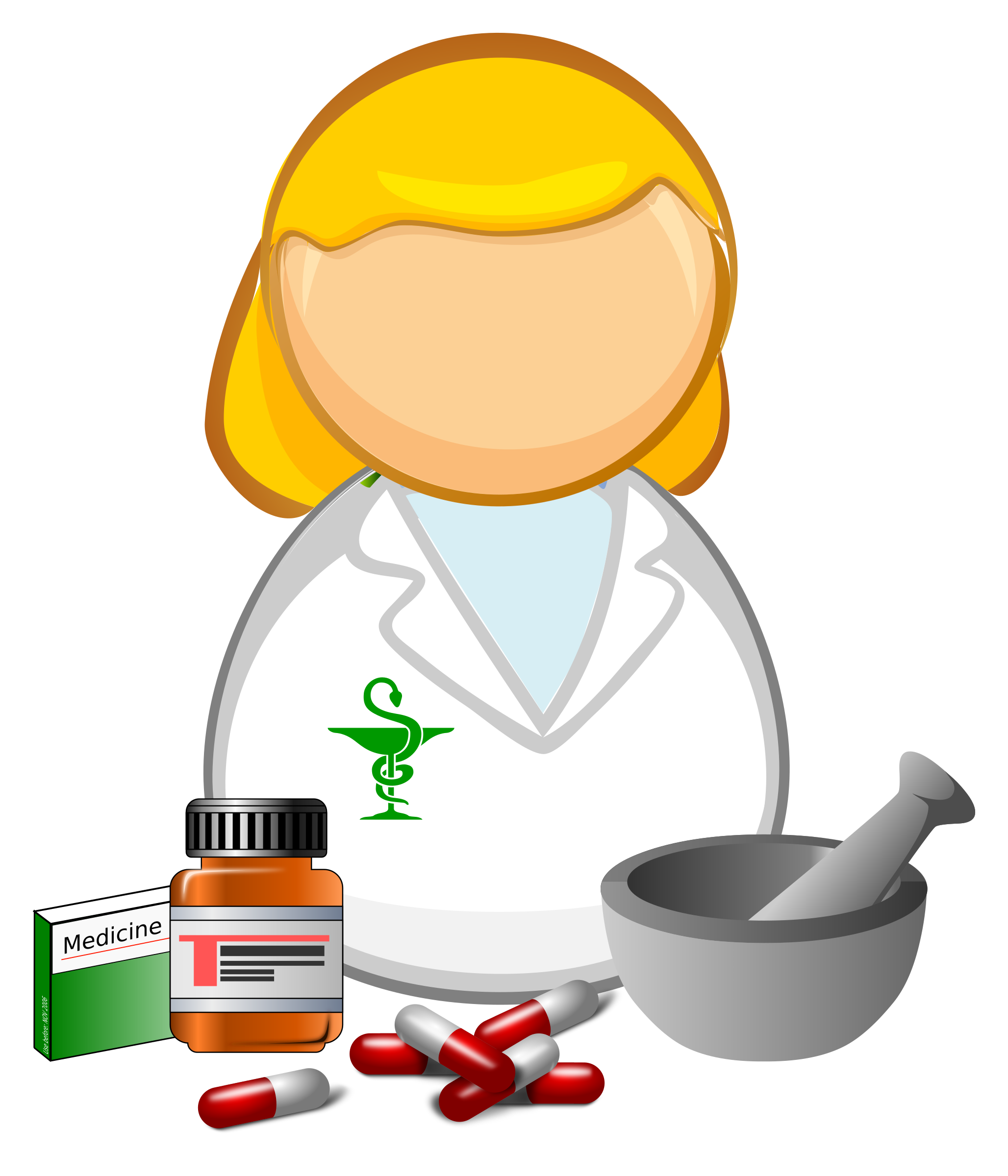 clipart library library Apothecary big image png. Pharmacist clipart.