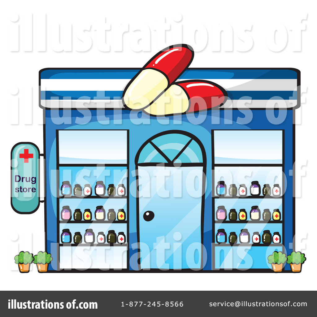 picture royalty free download Illustration by graphics rf. Pharmacy clipart