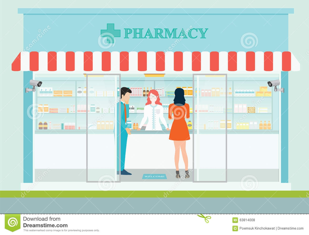 png free library Pharmacy clipart. Station