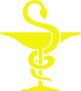 png free download Yellow Pharmacy Logo Clip Art at Clker