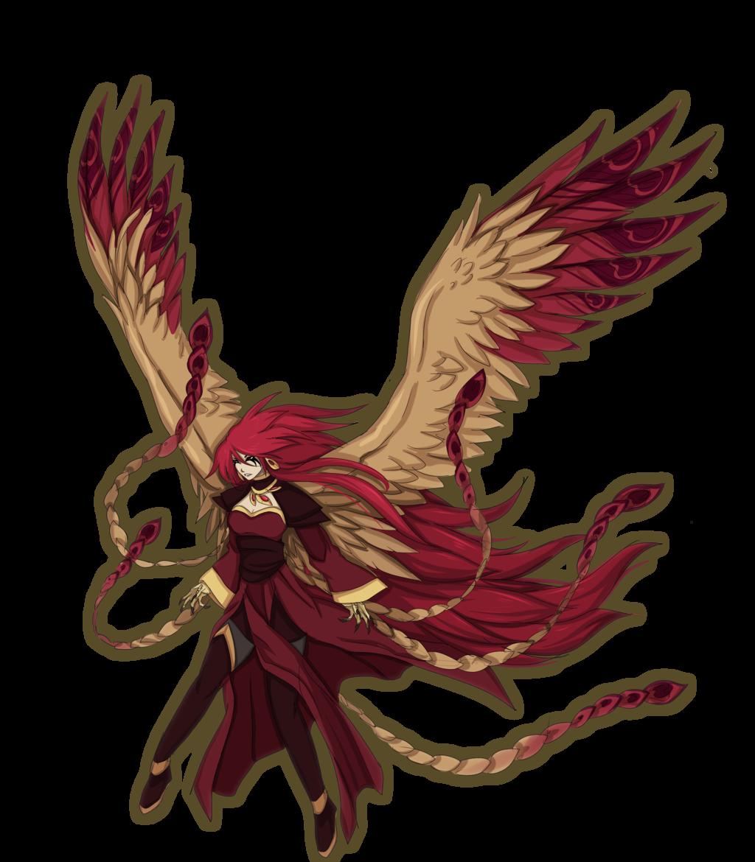 graphic free Unleashed Phoenix by FireEagleSpirit on DeviantArt