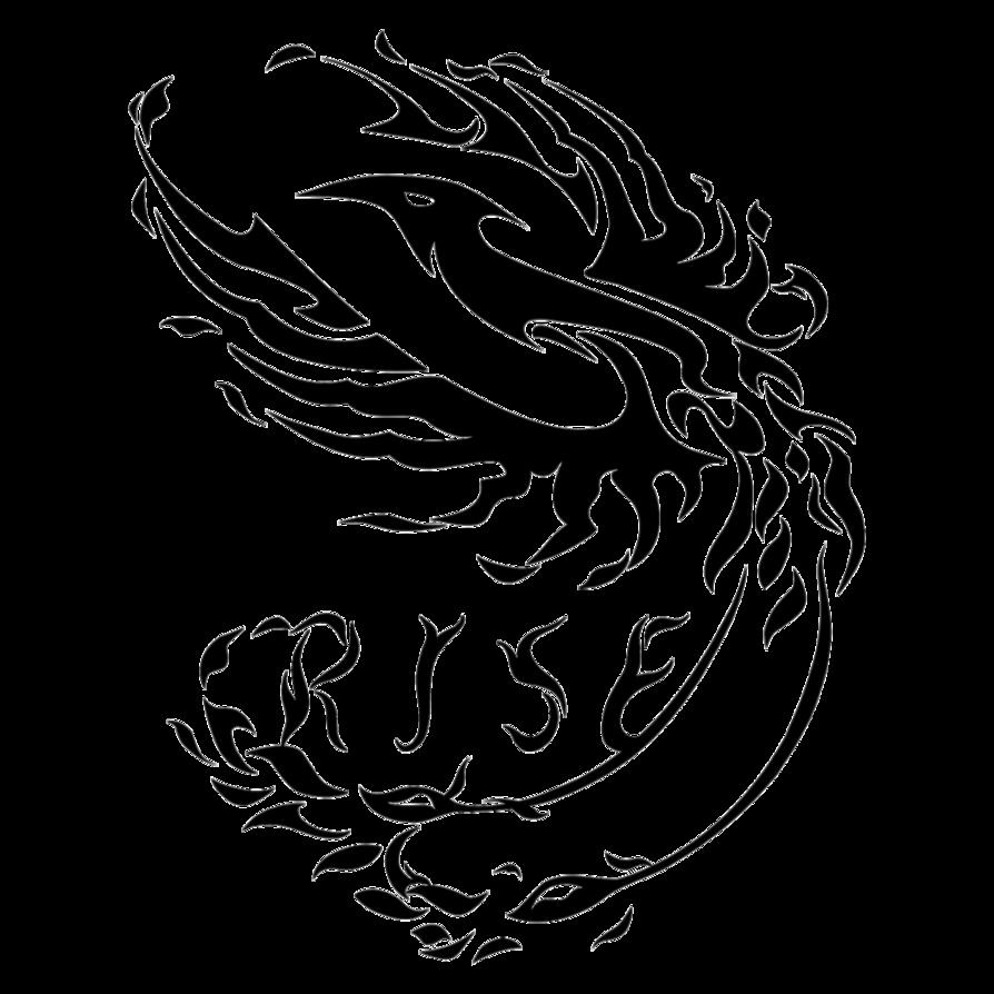jpg black and white stock Sleeve tattoo Phoenix Body art Tattoo ink
