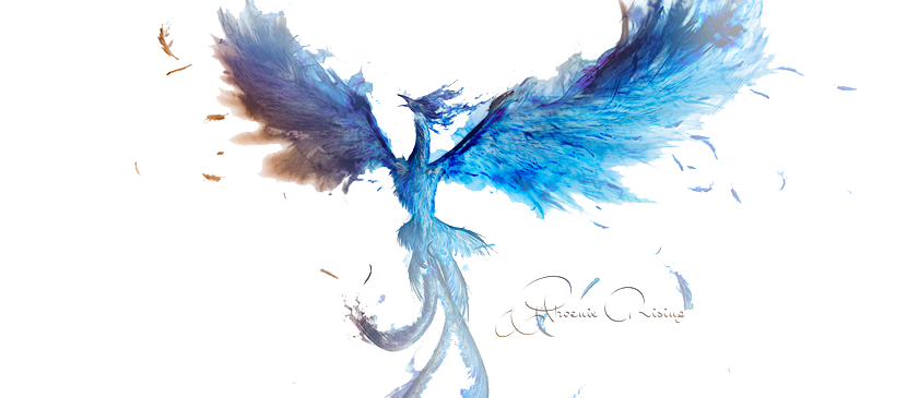 graphic library pheonix drawing watercolor #101206176