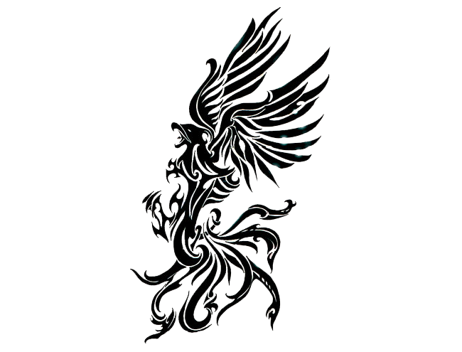 graphic library download Phoenix Tattoos PNG Transparent Phoenix Tattoos