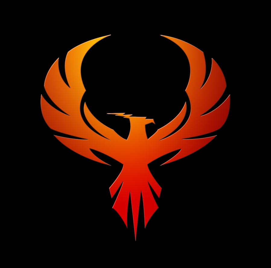 picture symbol transparent phoenix #116160794
