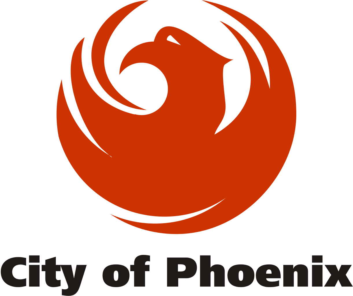 graphic free phoenix svg logo #114997913