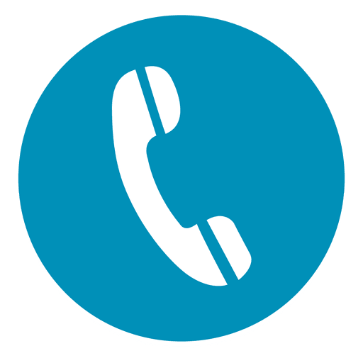 clip art transparent library Phone round icon