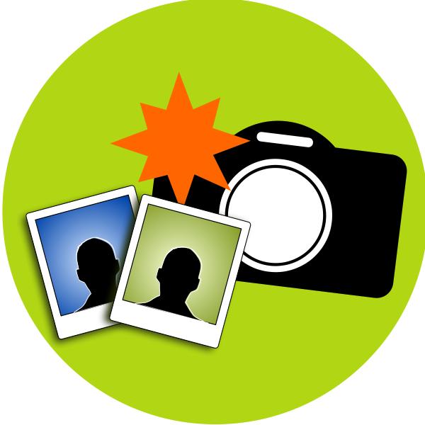 picture transparent Photograph clipart.  photography clipartlook