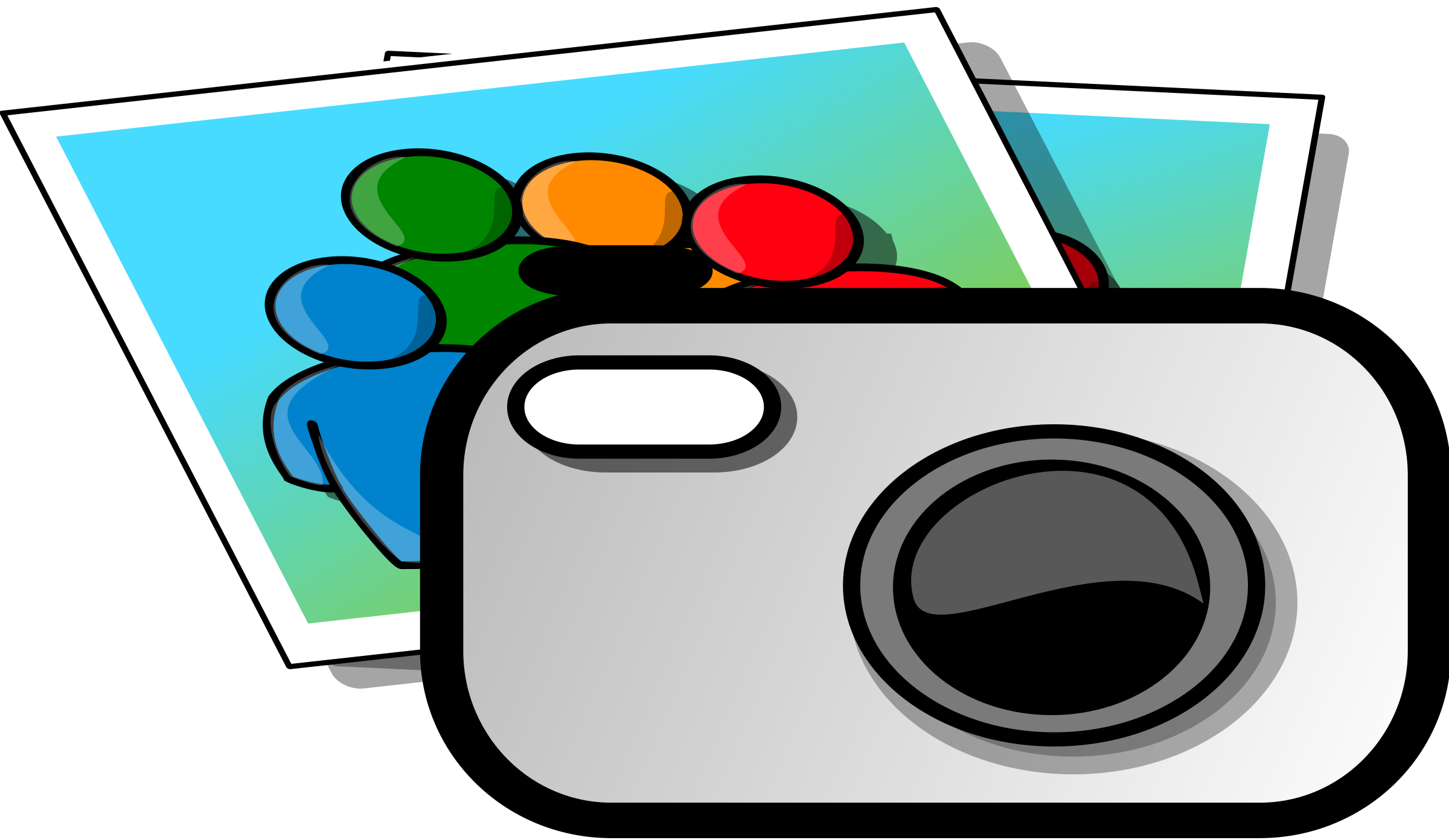 graphic free library Photograph clipart. Photo camera big image