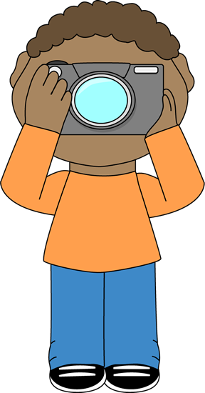 jpg stock Kid photographer clipart. Free cliparts boy download