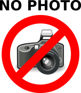 transparent No Photo Clip Art at Clker