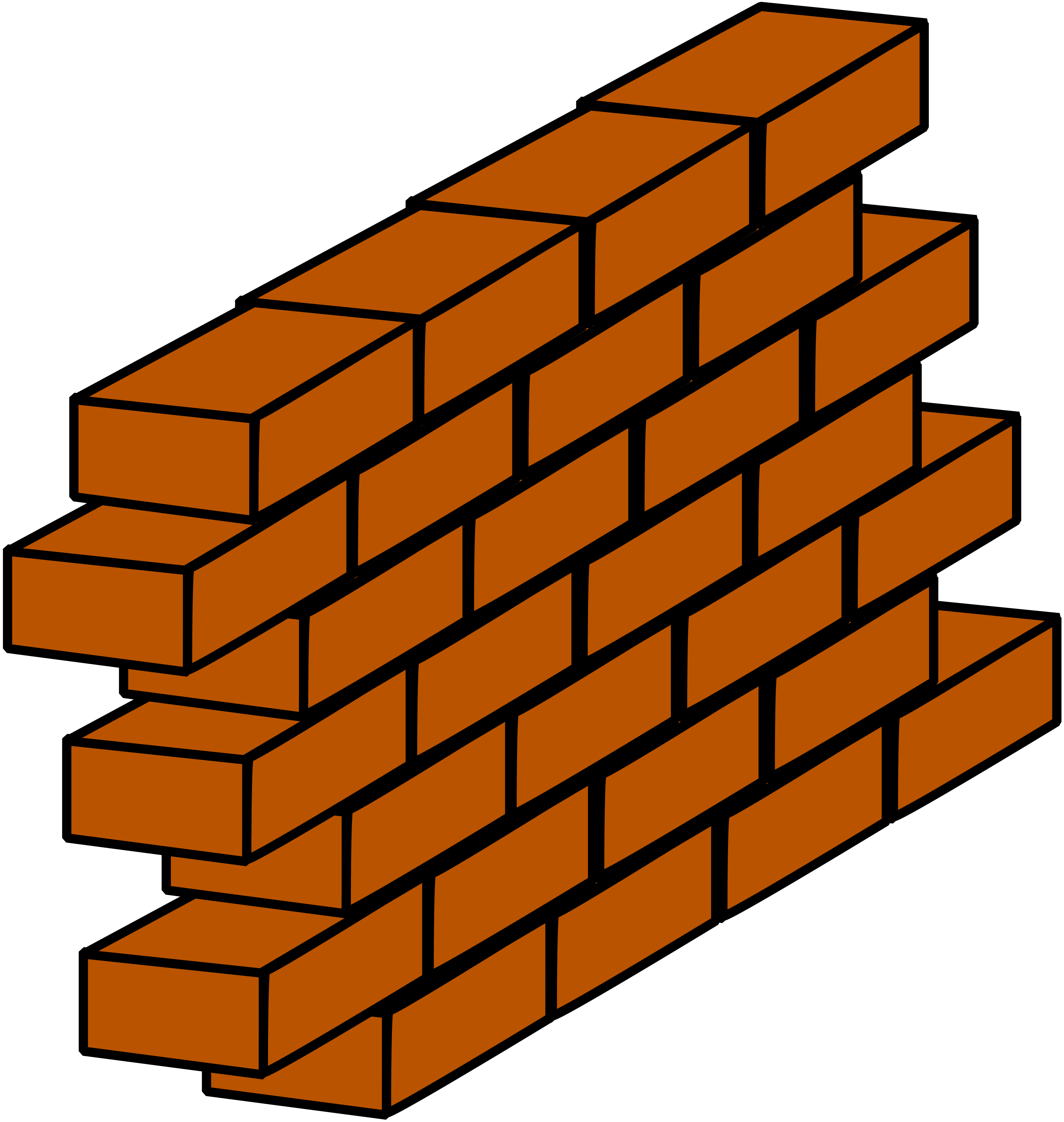 vector transparent download Wall clipart. Brick walls clipground clip.